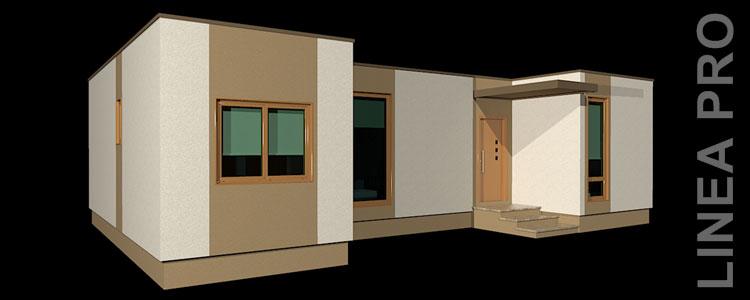 Casas modernas modulares viviendas unifamiliares de for Diseno de viviendas