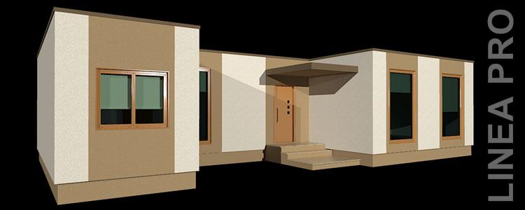 Viviendas prefabricadas modernas casas modernas modulares for Casas prefabricadas modernas