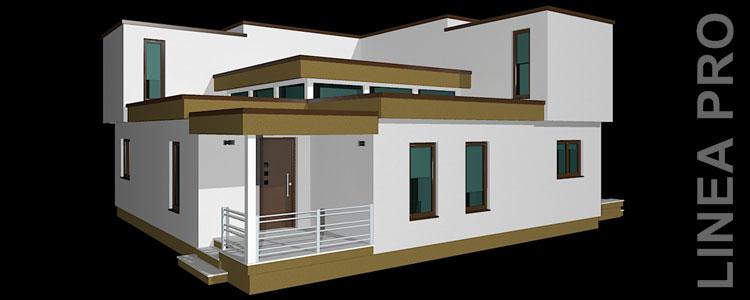 Ofertas casas modernas modulares viviendas prefabricadas for Casa moderna 60 m2