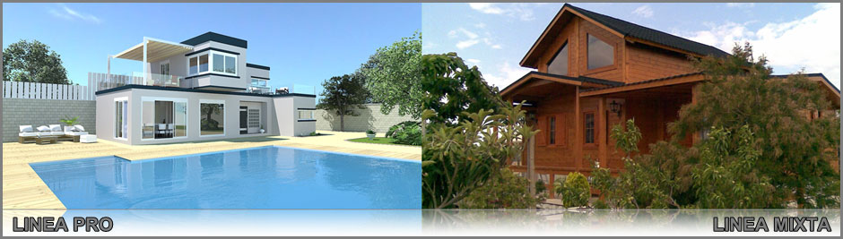 Venta ofertas casas prefabricadas de madera viviendas - Ofertas de casas prefabricadas ...